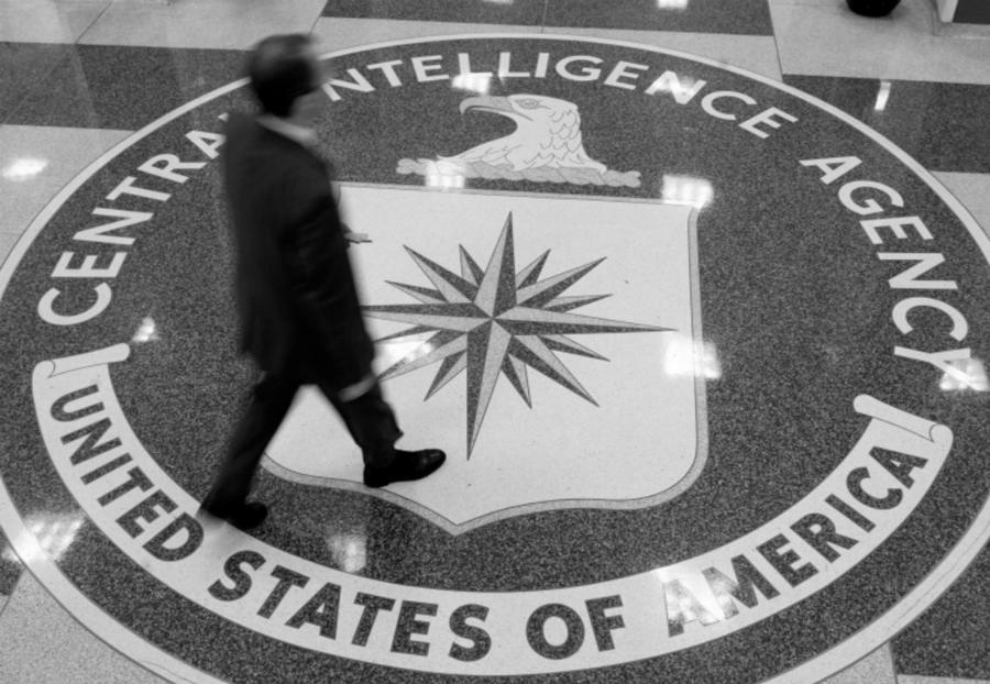 Estados Unidos CIA la-tinta