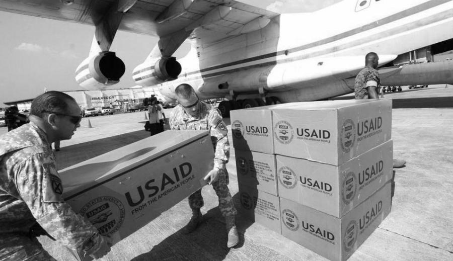 Estados Unidos USAID militares la-tinta