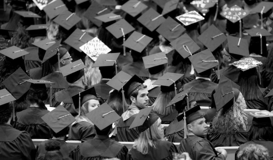 Estados Unidos estudiantes universitarios