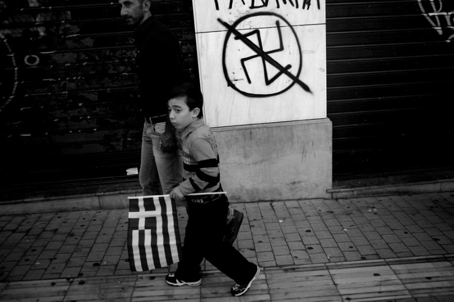 Grecia antifascismo la-tinta