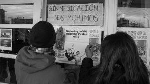 Un año sin Ministerio de Salud: personas VIH+ denuncian abandono del Estado