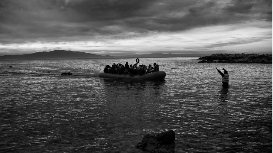 Mediterraneo refugiados Europa la-tinta
