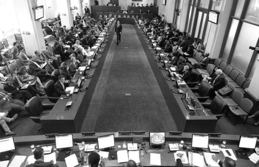 OEA reunion aprobacion TIAR la-tinta