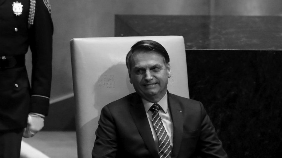 ONU Asamblea General Jair Bolsonaro la-tinta