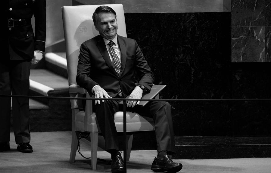 ONU Asamblea General presidente Bolsonaro la-tinta