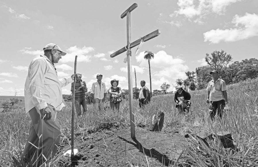 Paraguay Masacre Curuguaty aniversario la-tinta