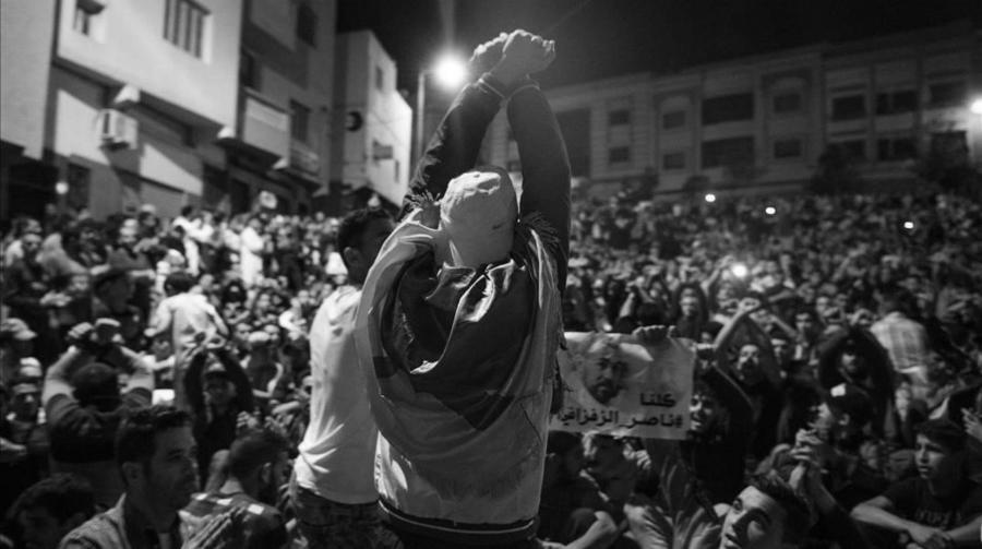 Rif Marruecos protestas la-tinta