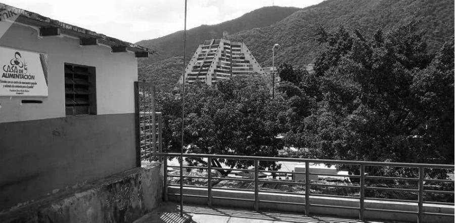 Venezuela Caracas Comuna Victoria Socialista la-tinta
