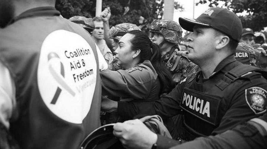 Venezuela Colombia frontera violencia la-tinta
