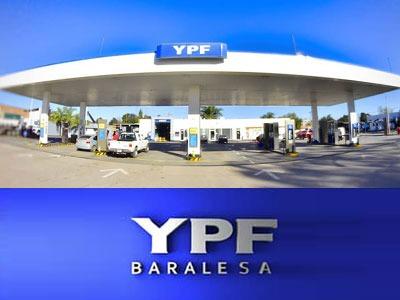 YPF Barale Cordoba | La tinta