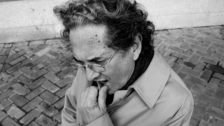 Ricardo Piglia, circa 2008