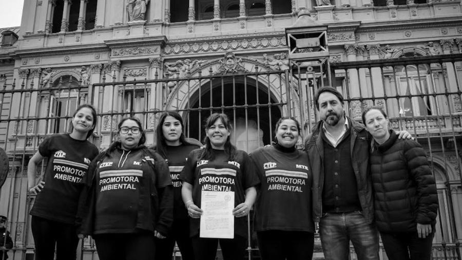 ctep-promotores-ambientales-enrique-viale-cartoneros-basura-greenpeace