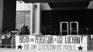 Estudiantes procesadxs por la toma del Pabellón Argentina reclaman el sobreseimiento