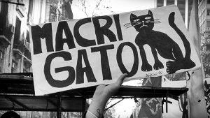La Justicia porteña determinó que maullarle a Macri es causal de despido
