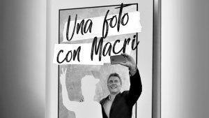 Una foto con Macri: Gamarnik, Valeriano y Debanne en un solo tomo