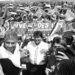 """""""La credibilidad de Evo Morales fue fundamental para los cambios"""""""