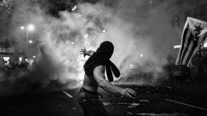 La lucha en Cataluña