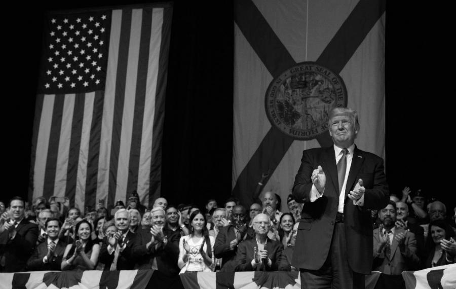 Cuba Trump Miami la-tinta
