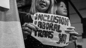 Argentina tiene cupo laboral travesti trans en el Estado Nacional