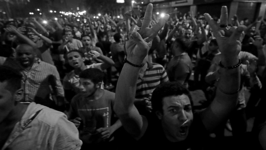 Egipto manifestaciones masivas la-tinta