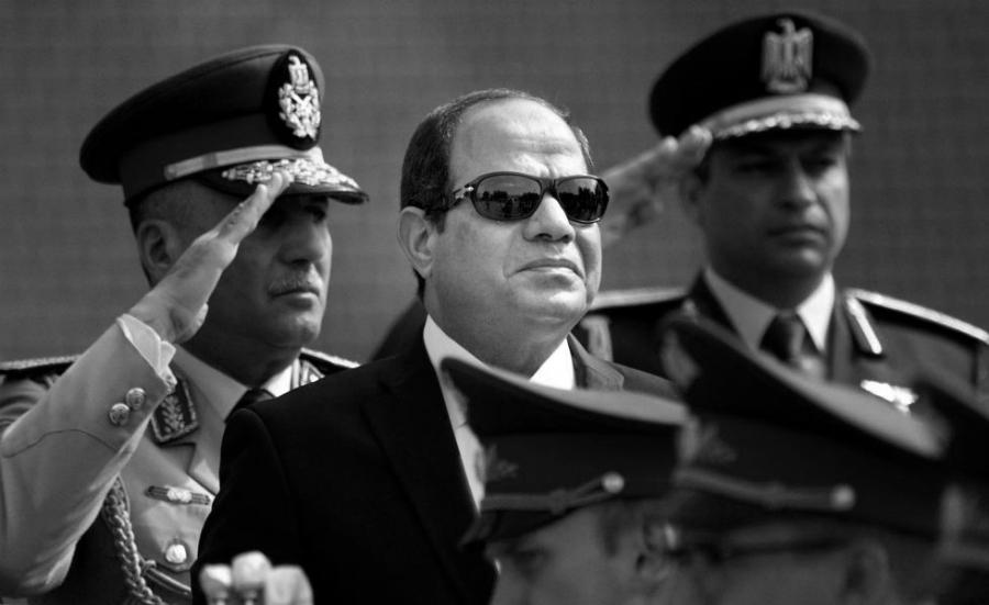 Egipto presidente Al Sisi la-tinta