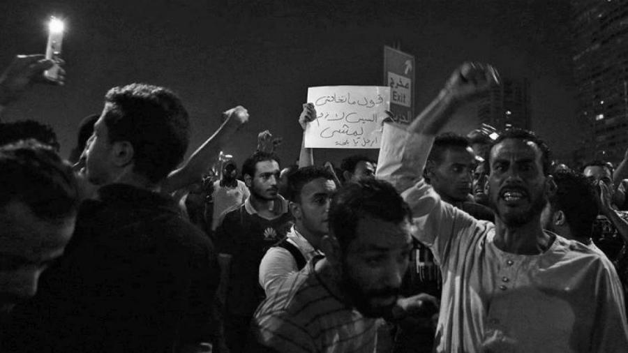 Egipto protestas contra gobierno la-tinta