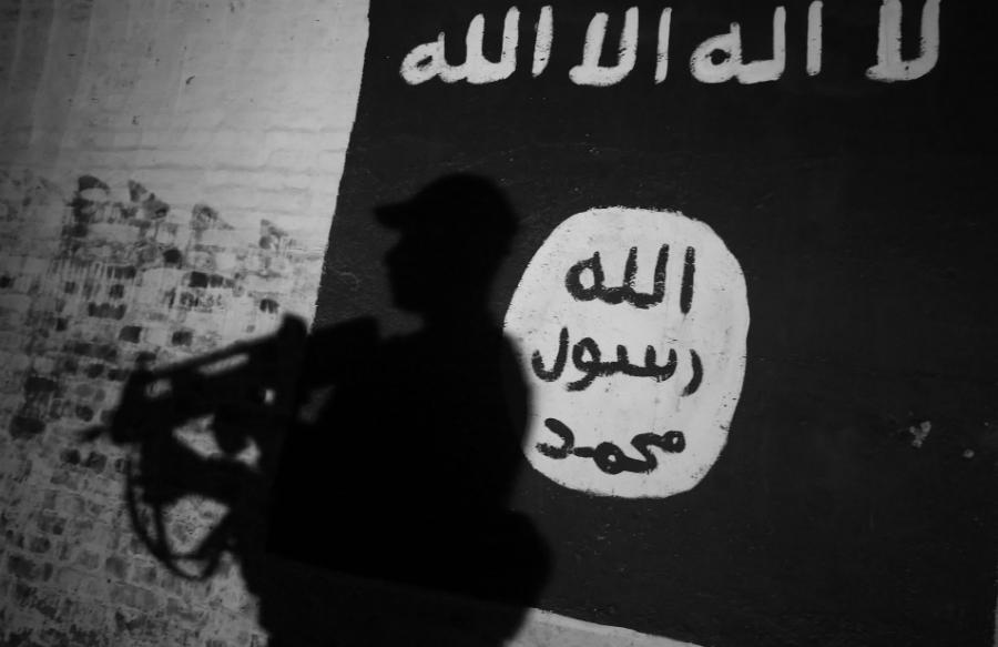 Estado Islamico bandera la-tinta