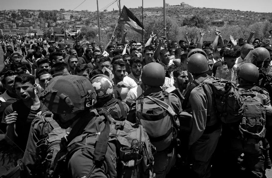 Palestina ocupacion militar israeli la-tinta