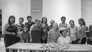 Día de muertxs: bajo la sombra de los jacarandás en flor