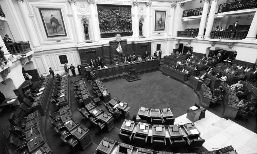 Peru congreso de la republica la-tinta