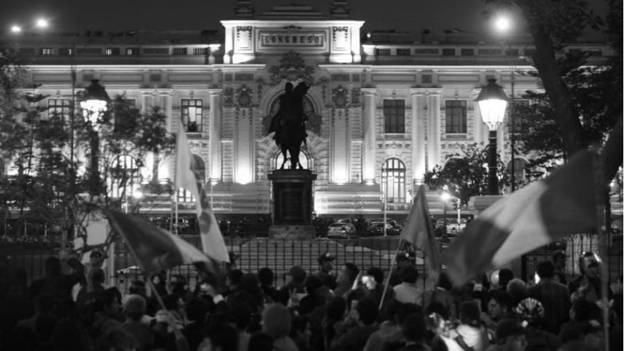 Peru crisis protestas la-tinta