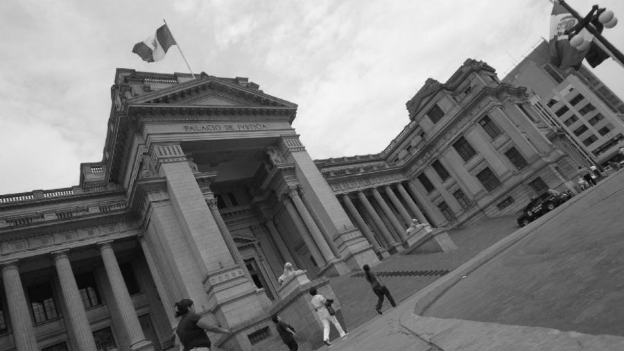 Peru sede poder judicial la-tinta
