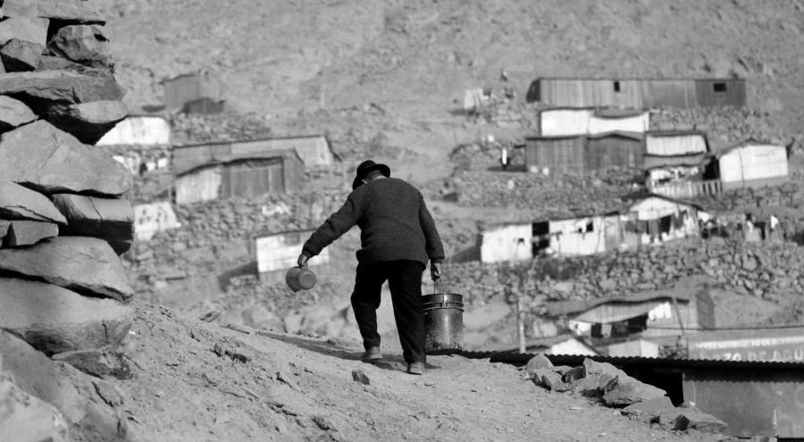 Peru situacion de pobreza la-tinta