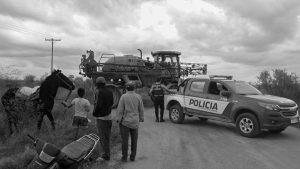 Sebastián Elcano: nueva denuncia por uso de agroquímicos a metros del ejido urbano