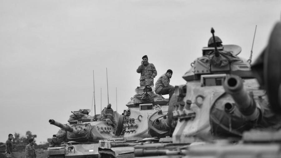 Siria ejercito turco kurdos la-tinta