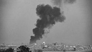 El gobierno turco ordena una lluvia de bombas contra el Kurdistán sirio