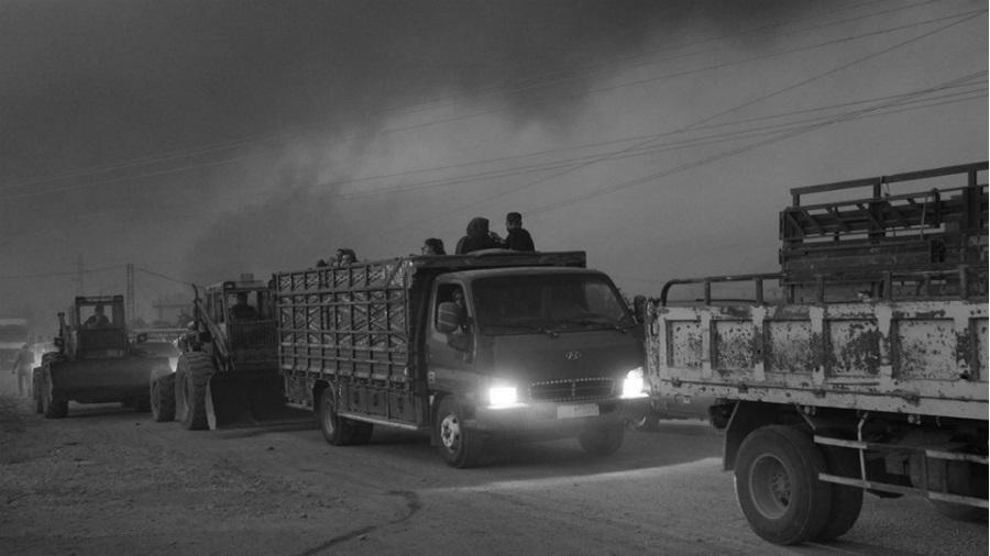 Siria pueblo movilizados contra invasion turca la-tinta