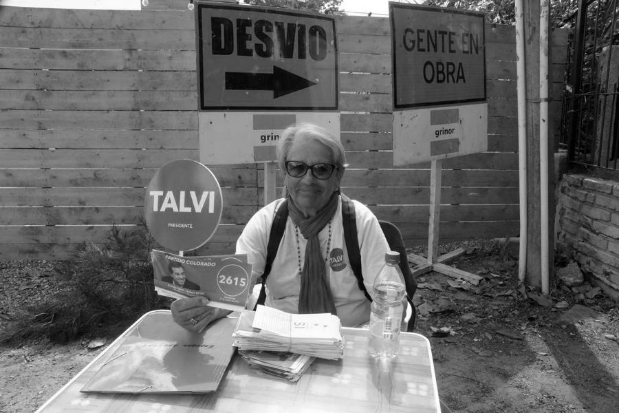 Uruguay Talvi partido colorado la-tinta