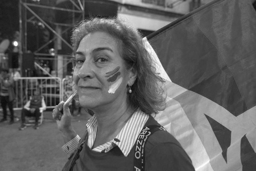 Uruguay militante Frente Amplio la-tinta