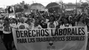 #HilandoFino: el Gobierno desconoce a lxs trabajadorxs sexuales