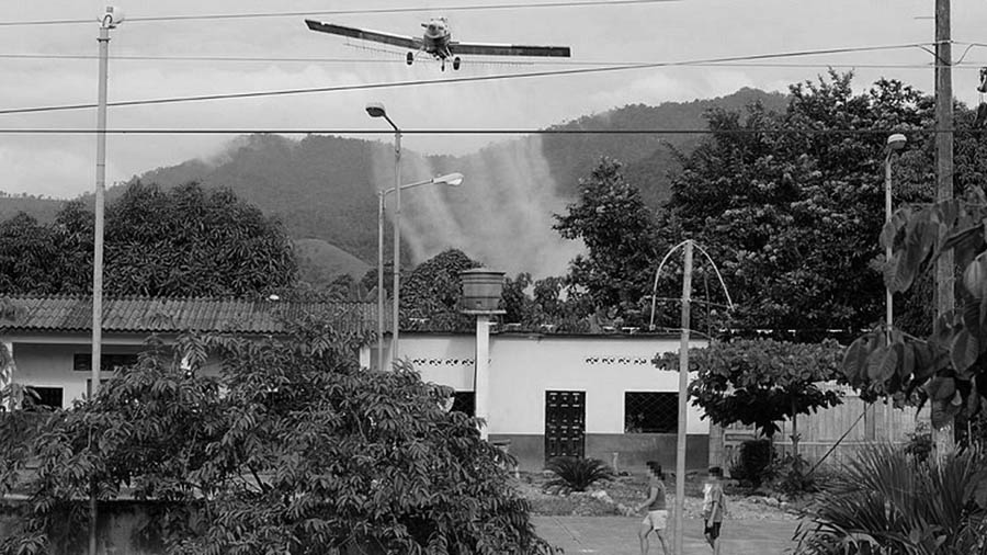 fumigacion escuelas rurales entre rios agrotoxicos