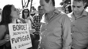 """La agroamenaza sojera en Entre Ríos: """"Ya le dijimos a la gente que se empiece a armar"""""""