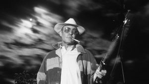 El violento y desagradable mundo de Hunter S. Thompson