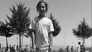 Juana, la pequeña rugbier que hace historia en su club