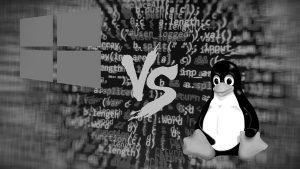 Ventajas de cambiar el sistema operativo: Windows Vs Linux