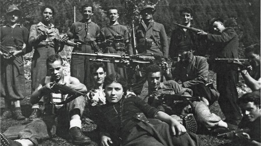partisanos italia