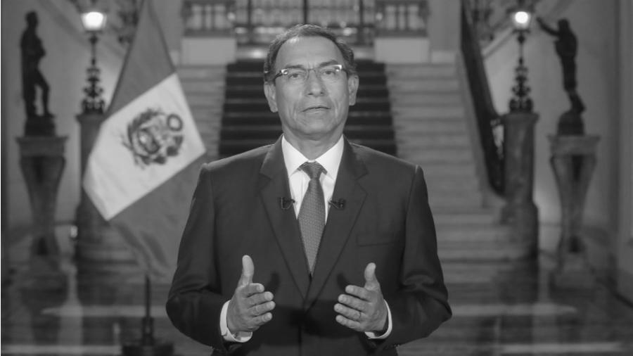 peru presidente vizcarra la-tinta