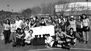 En la UBA, gana el torneo el único equipo dirigido por una mujer