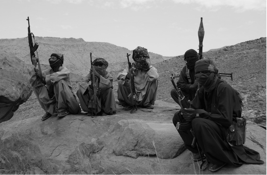 Baluchistan insurgencia la-tinta