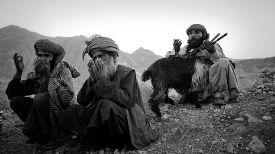 Baluchistan pobladores Islam la-tinta